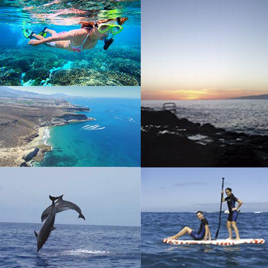 blue adventures - paddle surf - snorkel - barco - boat
