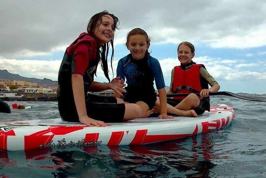 paddle surf kids