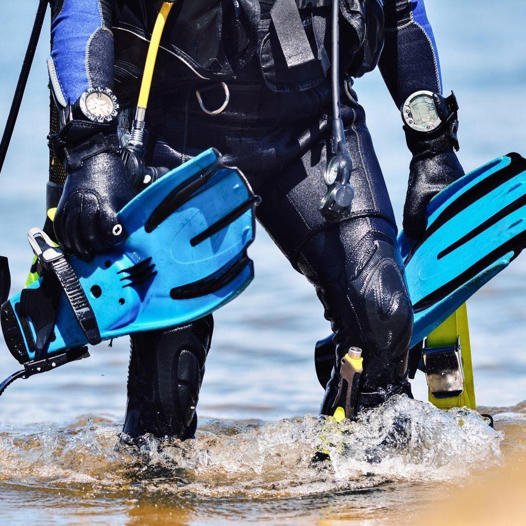 scuba diving - buceo