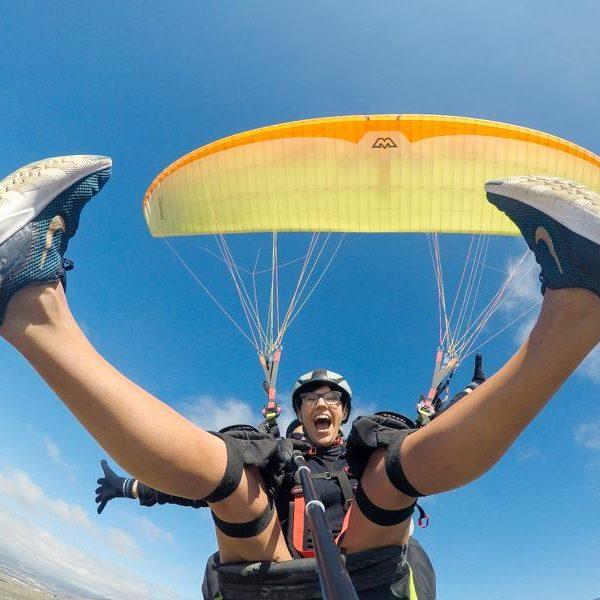 parapente paragliding tenerife